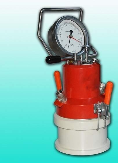 - Cement Air Tester