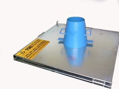 - Concrete Flow Table Test Set