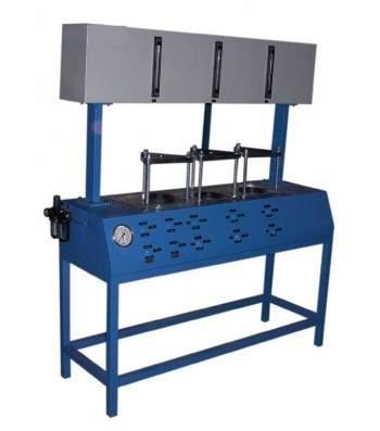 - Concrete Permeability Testing Apparatus