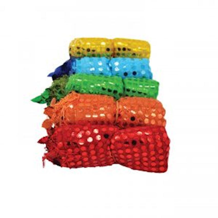 10 Sequin Halay Handkerchief Assorted Event & Party Supplies