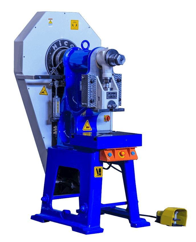 10 Ton Pneumatic Clutch Angang Eccentric Press