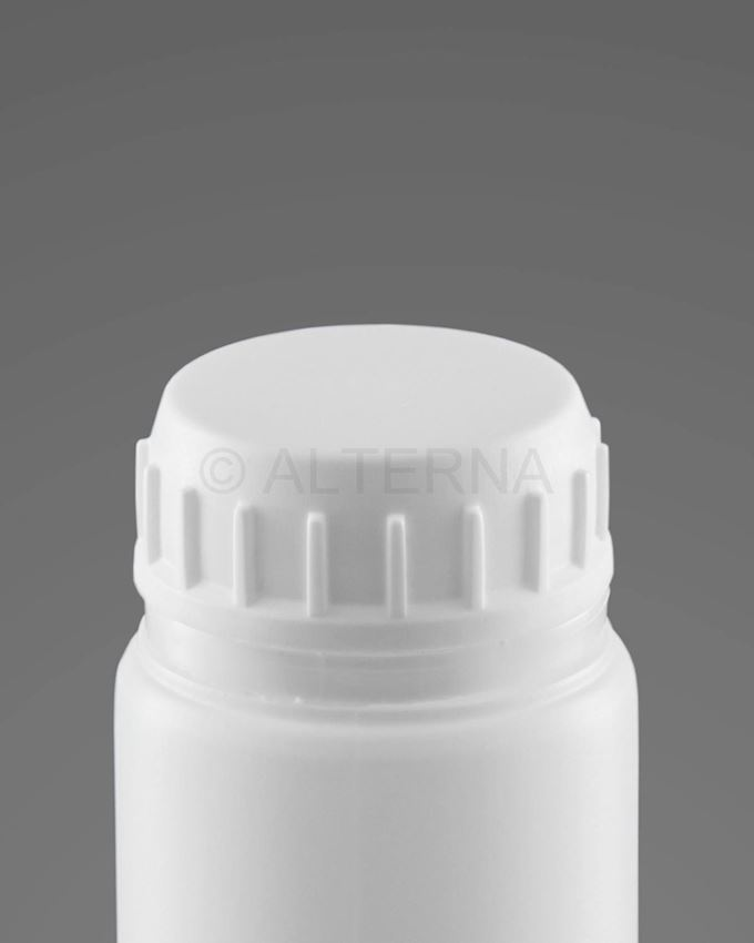 100 ml HDPE Bottle with Secure Cap