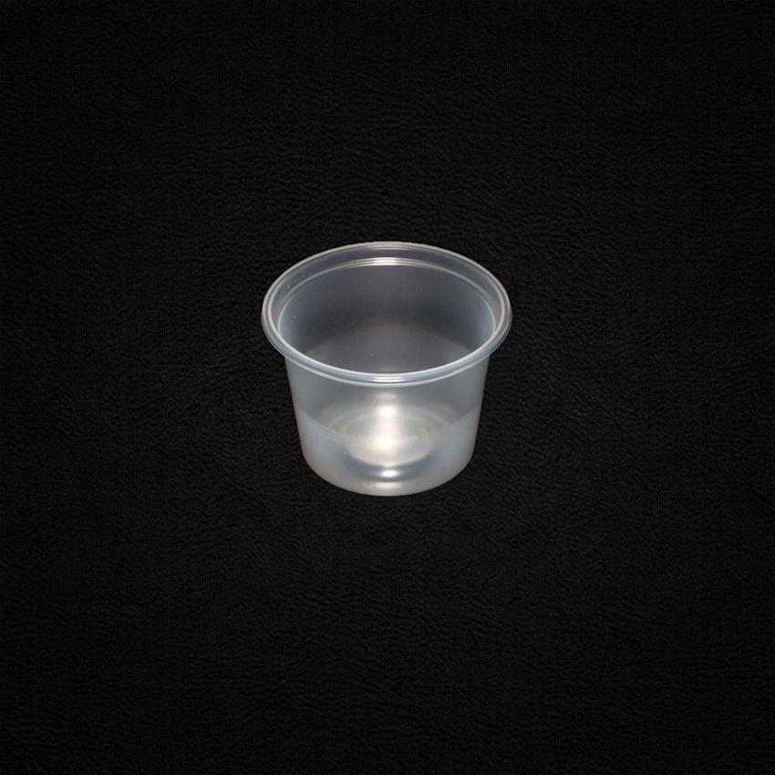 100cc Pp Sauce Cup Ø71mm