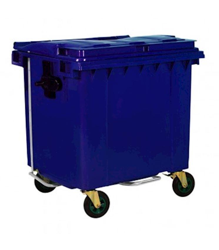 1100 Liter Waste Container Waste Bins