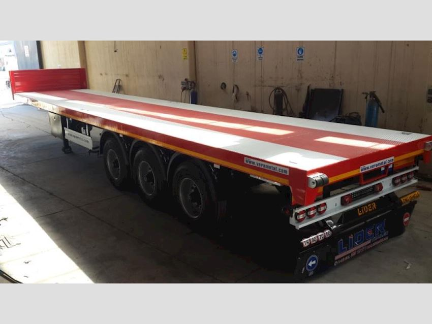 12 Meter Container Carrier