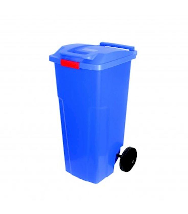 120 Lt. Wheeled Waste Container Waste Bins