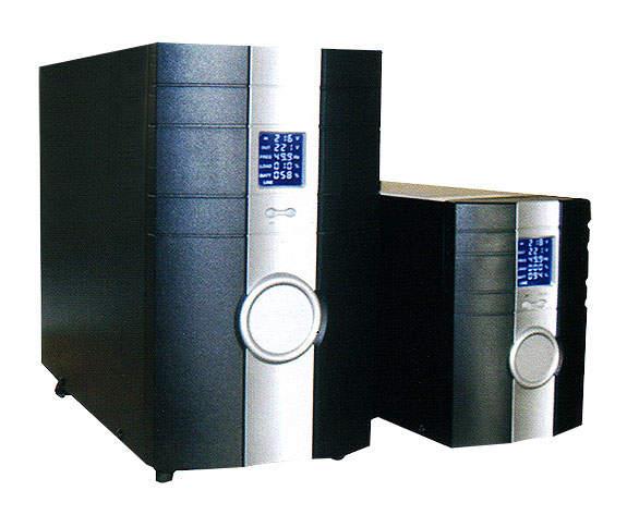 1-2-3 kVAback Uninterrupted Power Supply (UPS)