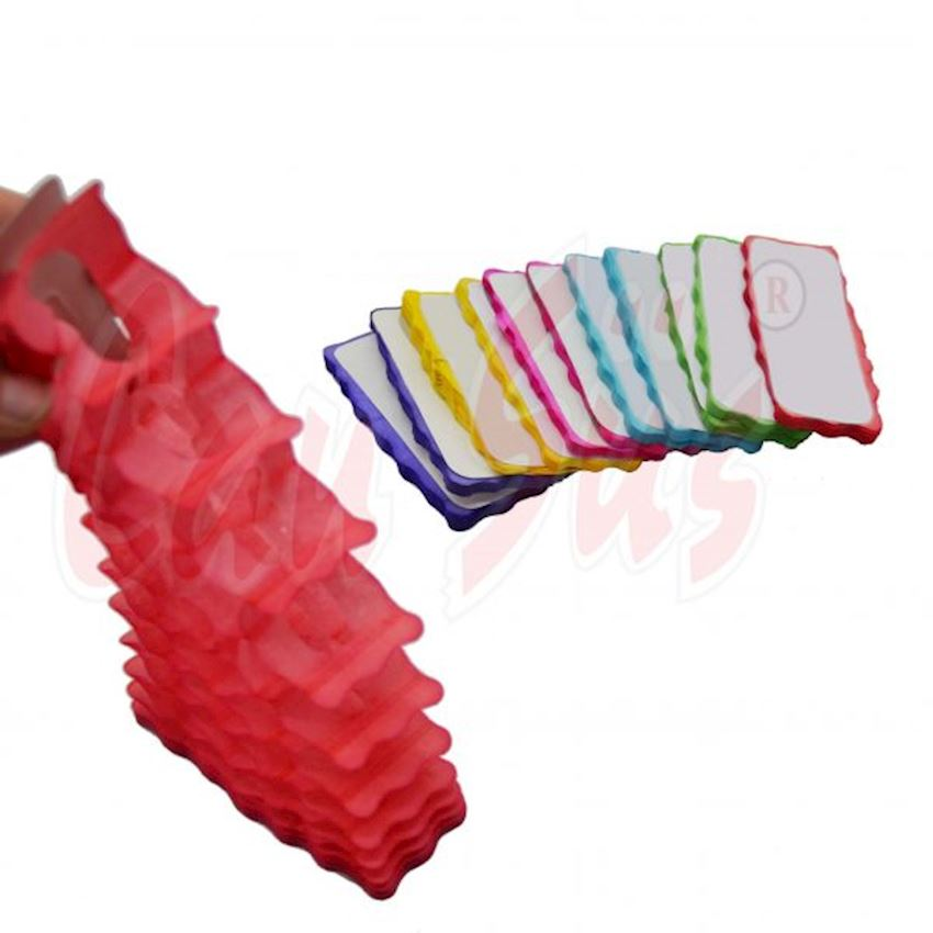 12pcs Accordion Paper Wall Party Ornament Event & Party Supplies