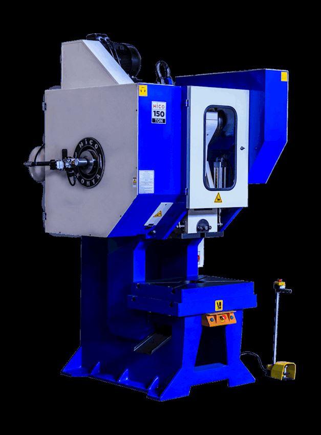 150 Ton Pneumatic Clutch Angling Eccentric Press