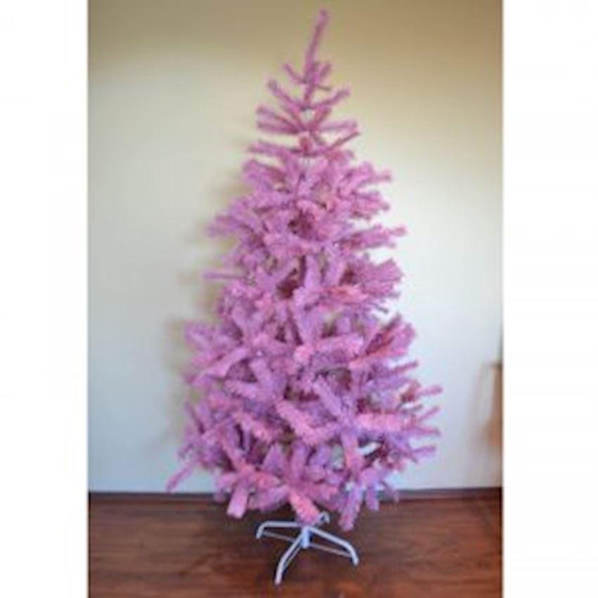 180cm Christmas Artificial Pine Tree Pink Christmas Decoration Supplies