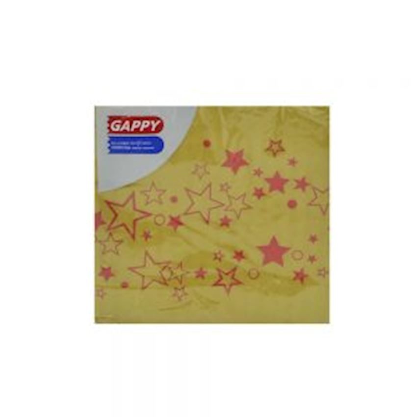 20 Star Star Napkin Asorti Christmas Decoration Supplies