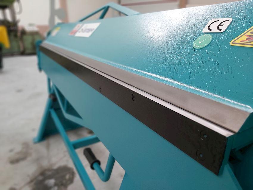 2000 x 1.2mm Vent Folding Clamp