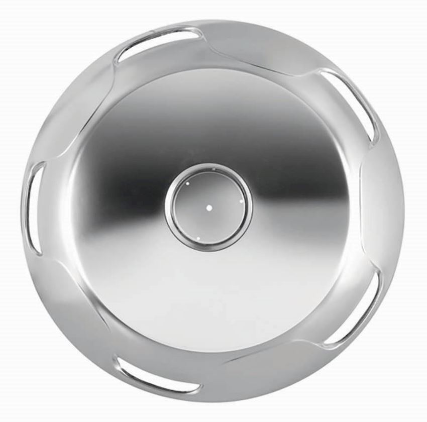 22,5'' ORIGINAL TRAVEGO STAINLESS WHEEL COVER