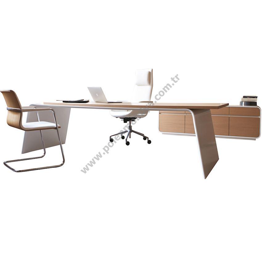 230x90x75h Lake Executive Table