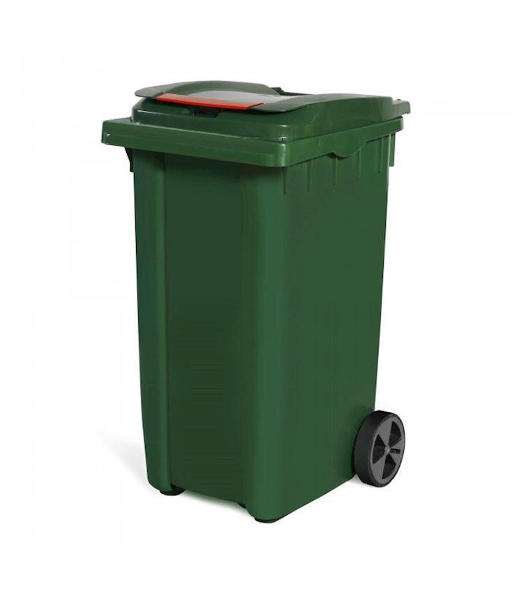 240 Lt. Wheeled Waste Container Waste Bins