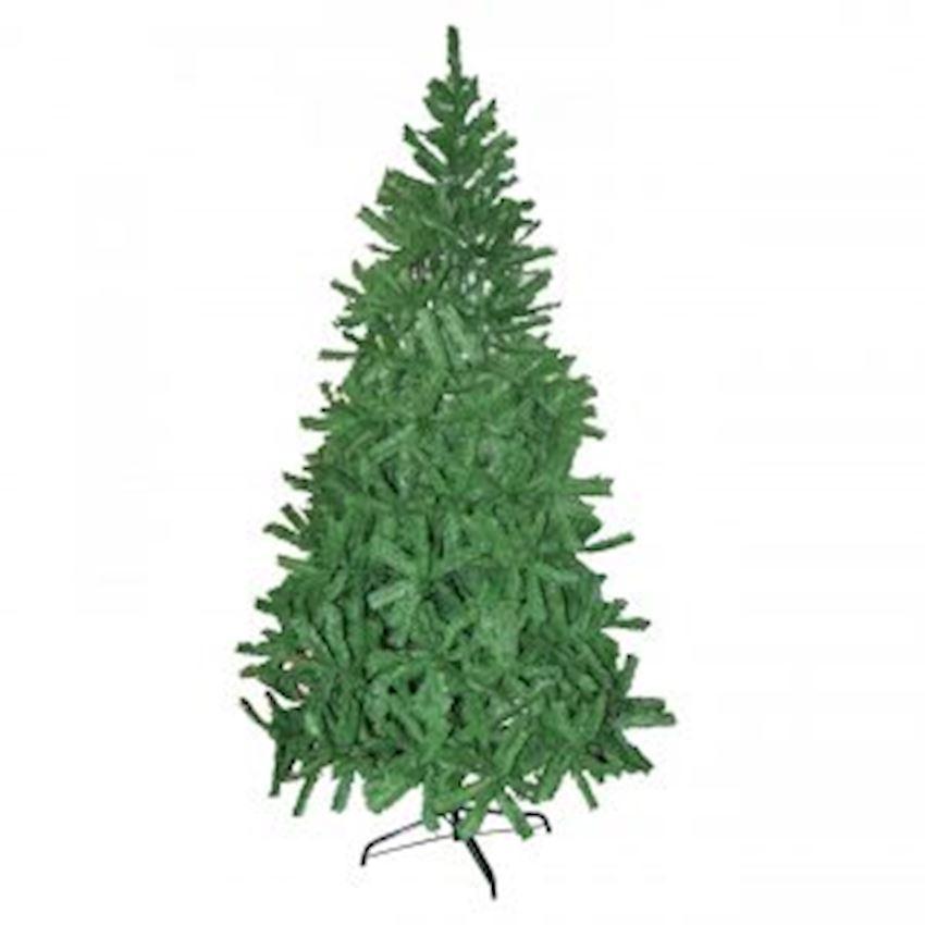 240cm Dense Artificial Pine Tree Green Christmas Decoration Supplies