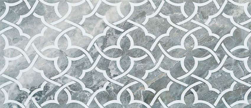 26×60 Samira Decor Grey Ceramics