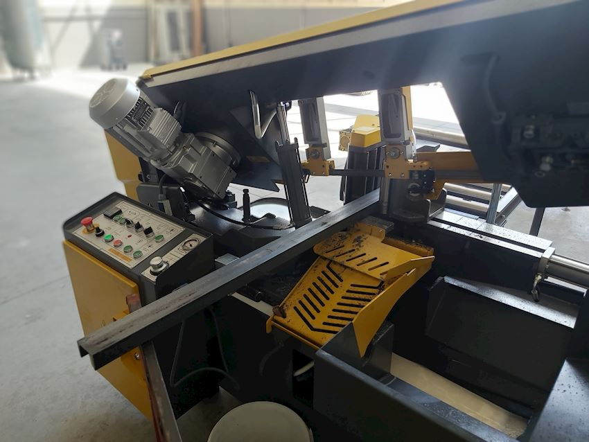 280mm Full Auto Hydraulic Clamping Angle Cut band saw