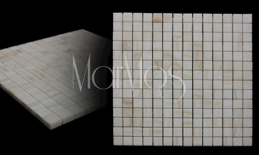 2cm x 2cm Akdag Onix Marble Stone