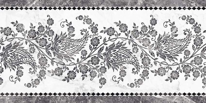 30×60 Iris Decor White Ceramics