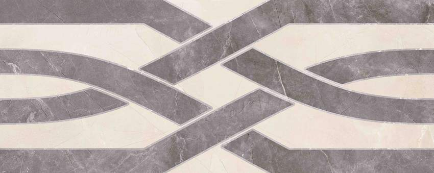 30×75 Samos Decor 1 Bone Ceramics