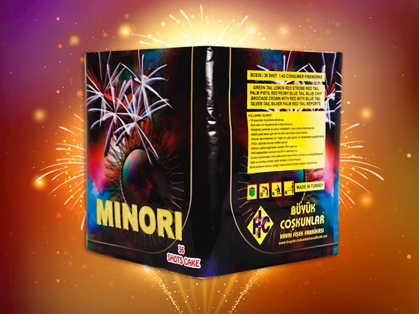 36 Shots Cake MINORI