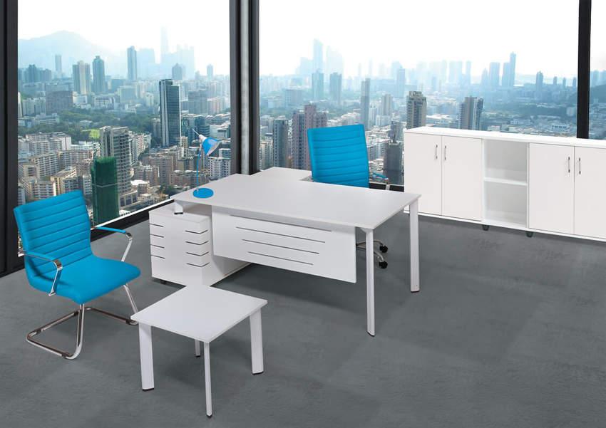 4 LINE MANAGER GROUPS ROSE Office Desks