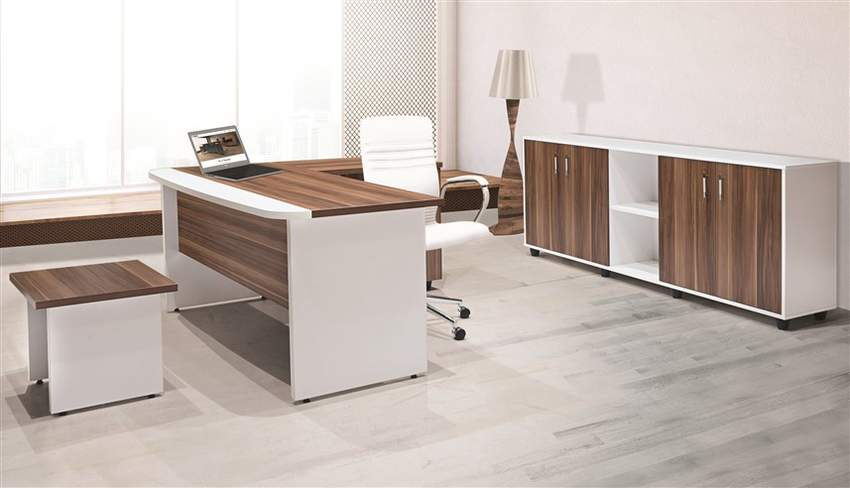4 LINE STAFF GROUPS ASİ Office Desks