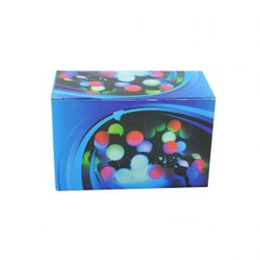 40s Top Led Light 6mt Blue Christmas Decoration Supplies