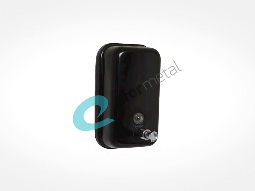 500 Ml / 1000 Ml Soap Dispenser Black