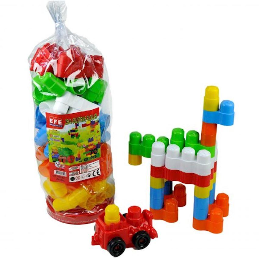 70 Pcs Hobby Puzzle Block Toys