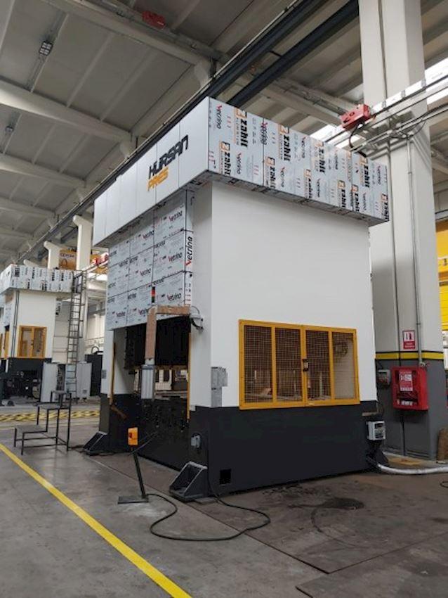 750 Ton Hursan Form Press Table 3250 x 2000