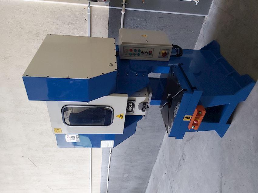 80 Ton Hico Brand Air Clutch Eccentric Press
