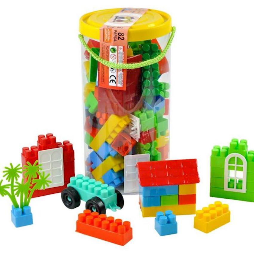 82 Pcs Block Set Block Toys