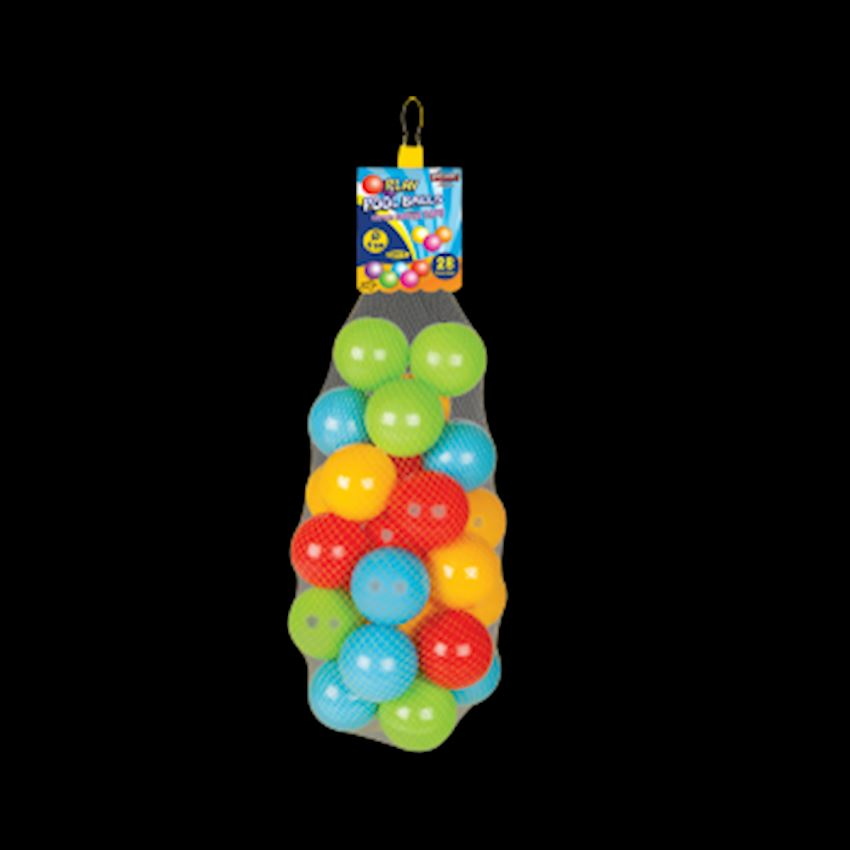 9 cm 28 pcs in the game pool balls Other Outdoor Toys & Structures