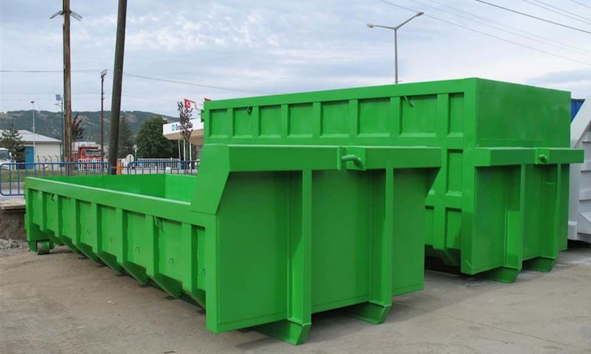Abroll Containers