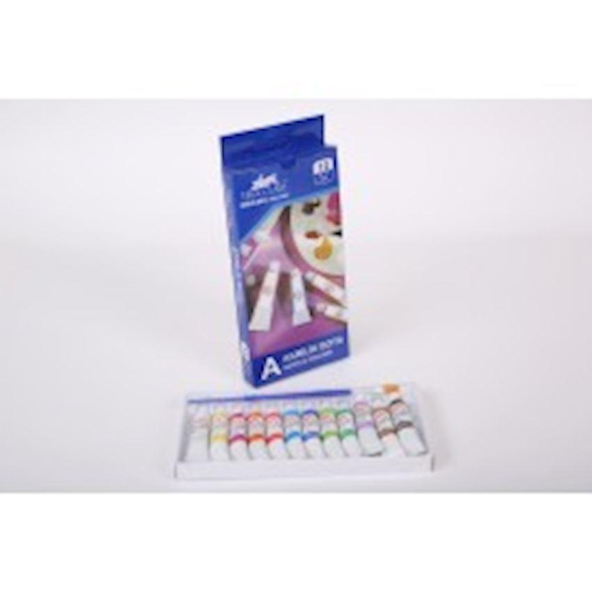 Acrylic Paint_ Tube Brush Paint Brushes