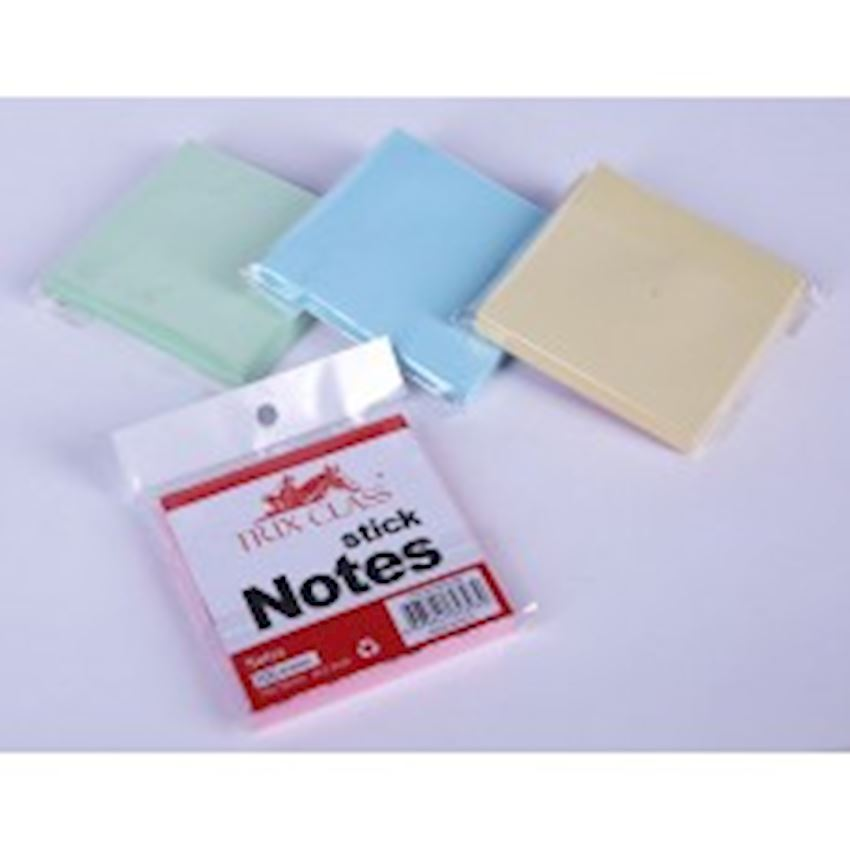 Adhesive Note Paper 76x76 - Color Other Office & School Supplies