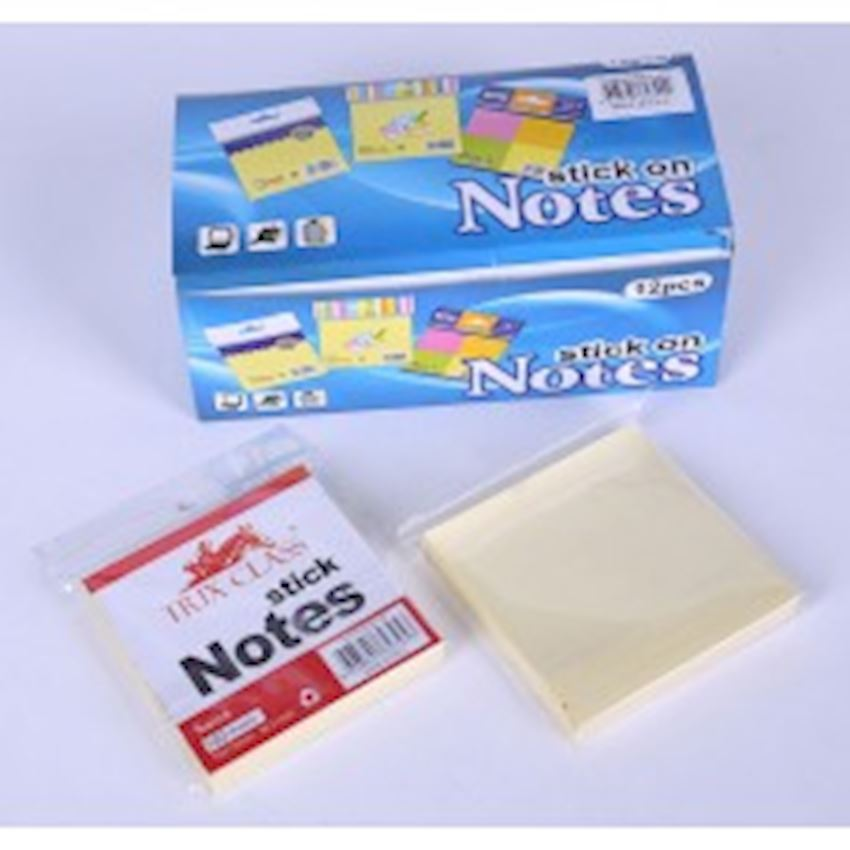 Adhesive Note Paper 76x76 Other Office & School Supplies