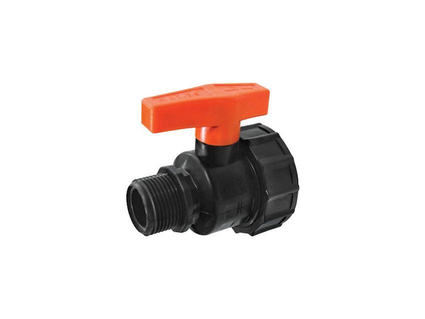 AKPLAS Sprinkler Irrigation System Ball Valve FEATURES Irrigation & Hydroponics Eqiupment