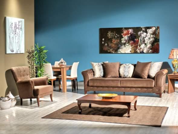 AKYOL GOLD SOFA Living Room Sets / Product Info - TraGate