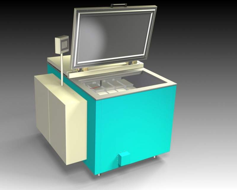 Alcali Silica Reaction Testing System