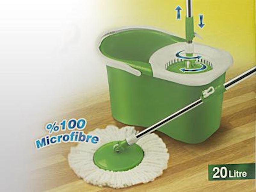 ALKAN Speedy Klean Mop Home Appliance Plastic