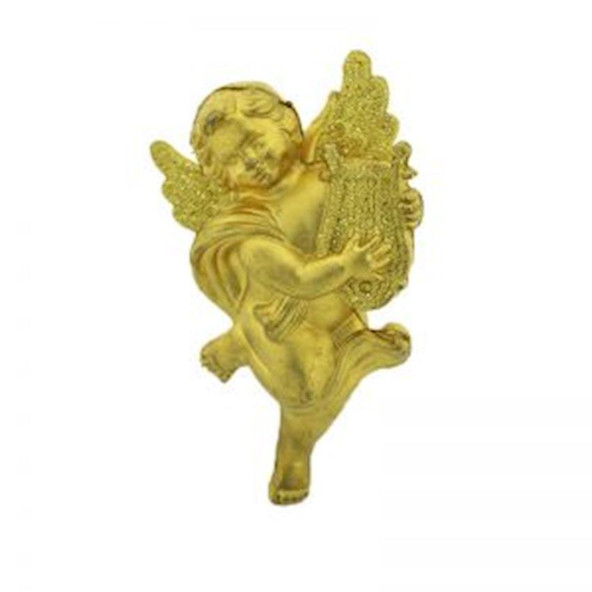 Angel Christmas Ornament Gold 20cm Christmas Decoration Supplies