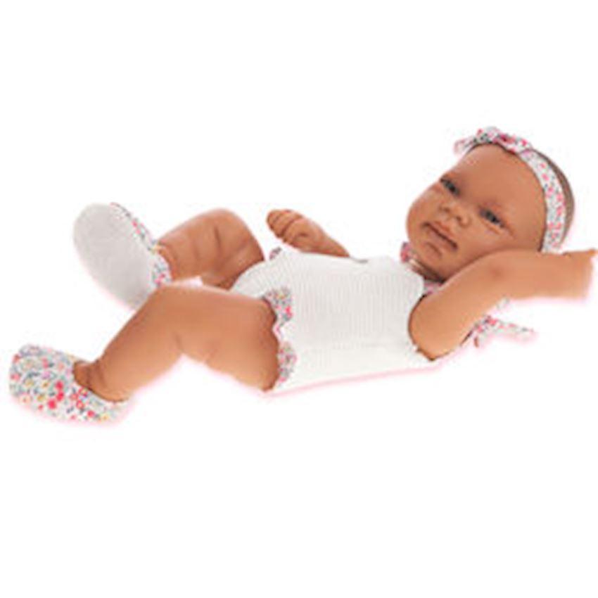 Antonio Juan RN Mulata Banador Blanco 42 Cm Other Baby Toys