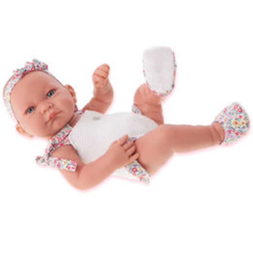 Antonio Juan RN Nica White Banador 42 Cm Other Baby Toys