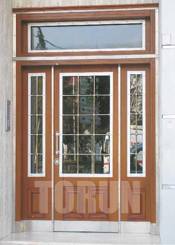 APARTMENT MAIN ENTRANCE DOOR APARTMENT STEEL DOOR MODEL