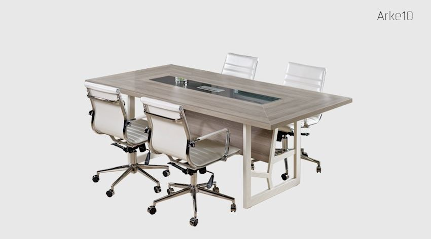 Arke10 Conference Table Office Meeting Room Table