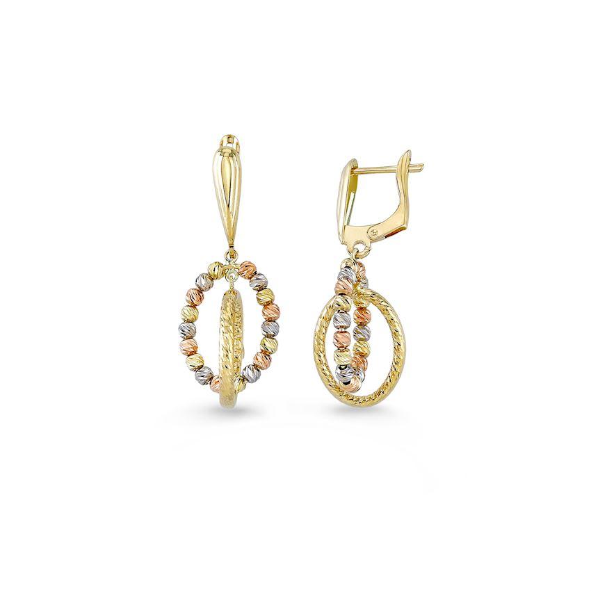 Arpaş Jewellery Gold Earrings-597022