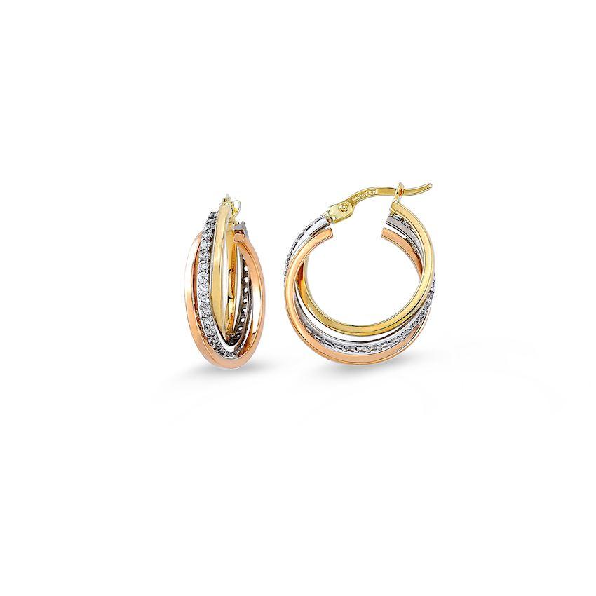 Arpaş Jewellery Gold Earrings-605506